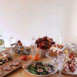 【募集中!】11月スタート。季節の低温長時間発酵パンとおもてなし料理を学べるクラス。