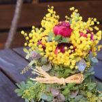 【募集中】2/19 オーガニック&フラワーアレンジ〜paris style〜 〜Organic & Flower Arrangement〜