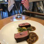 ●米国食肉輸出連合会(USMEF) 主催 アメリカン・ミートイベント 「一流シェフに教わる、アメリカン・ミートのおもてなし」に招待していただきました。