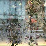 ●3/6まで開催されますISETAN新宿店「花々祭」でのテーブルコーディネート、ル・クルーゼを使用した商品のディスプレイを担当しています。